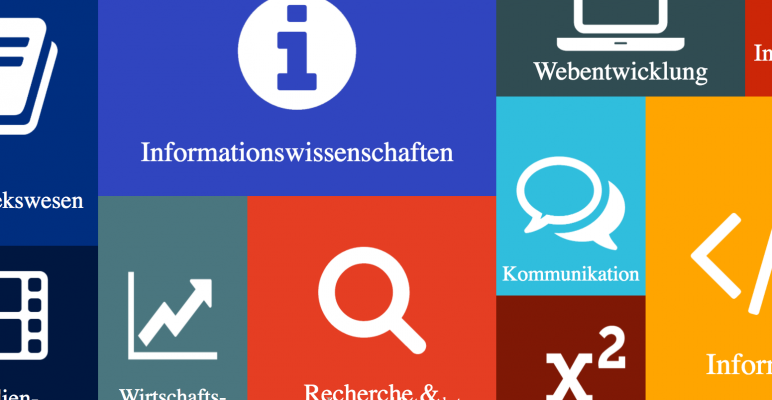 Infografik zu Informationsmanagement an der Hochschule Hannover