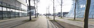 Bachelorarbeit von Alina Finger: Virtueller Rundgang für die Expo Plaza