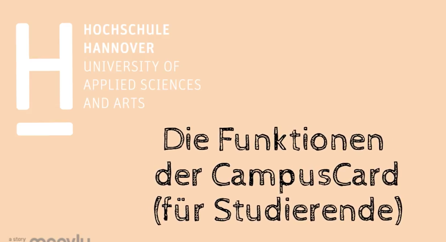 Funktion Campus Card