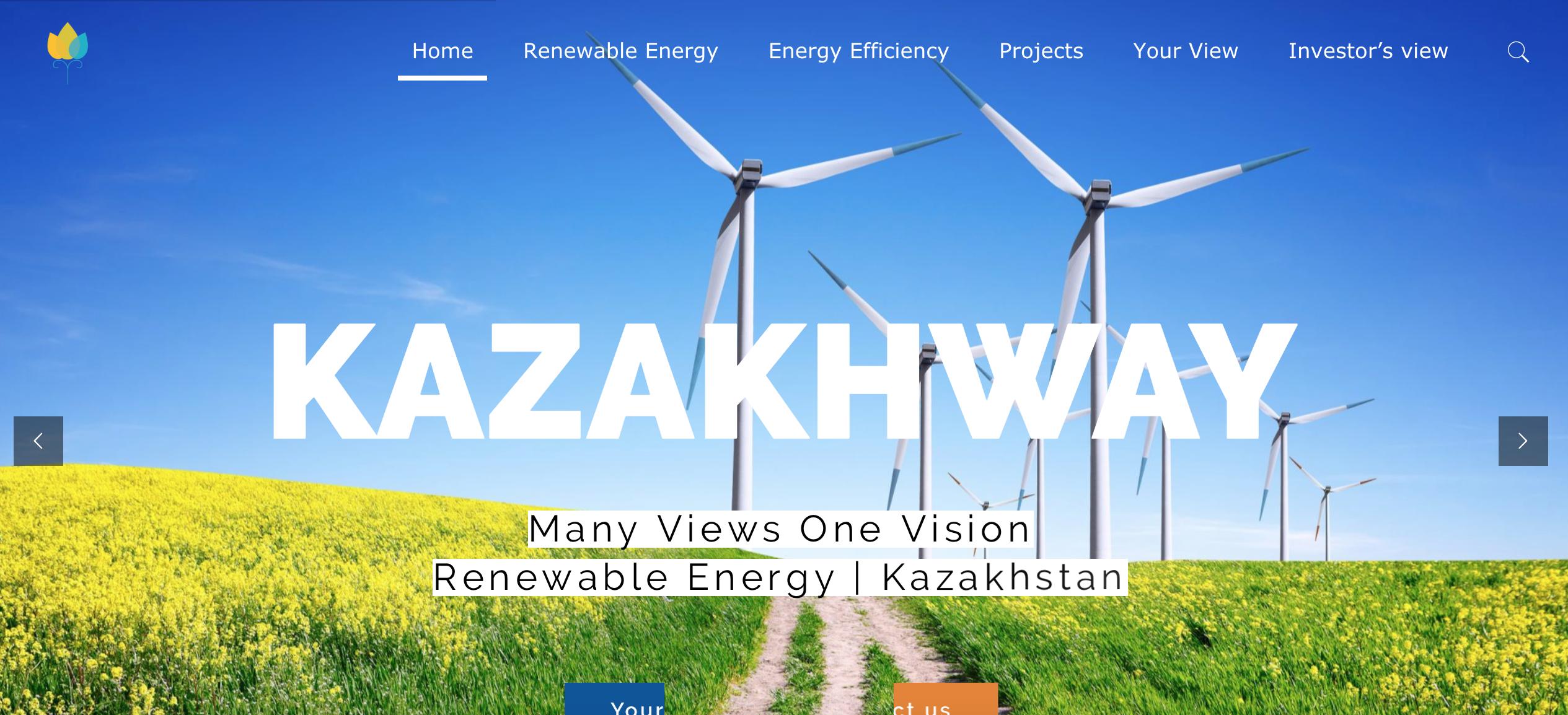 Erneuerbare Energien in Kasachstan