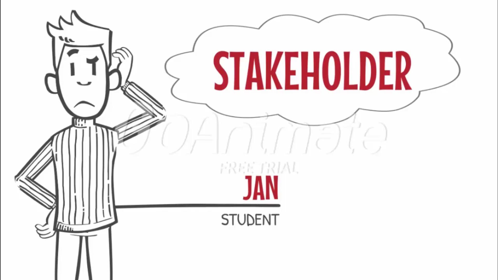 Stakeholder - Erklärung