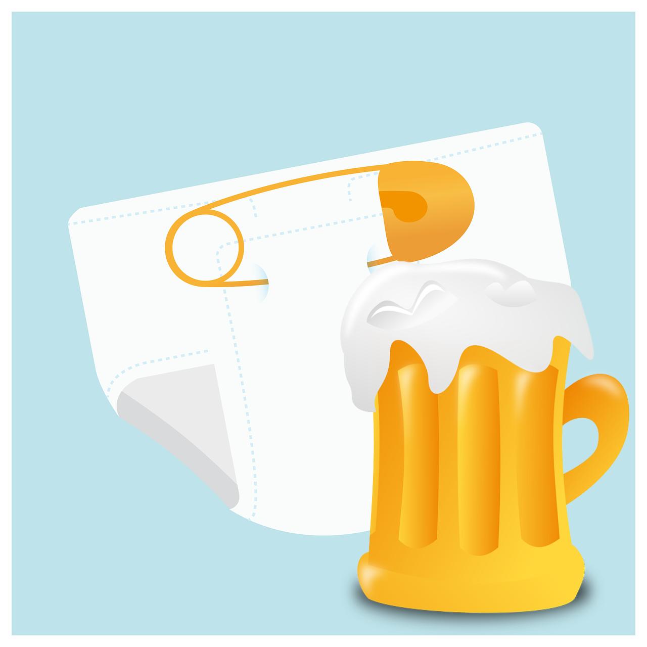 Data Mining Beispiel: Bier und Windeln