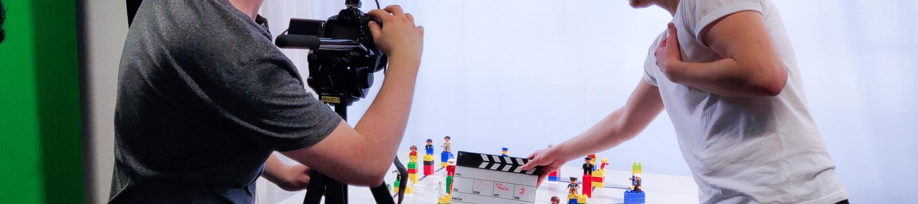 WebLab-Portfolio: Interaktives Video