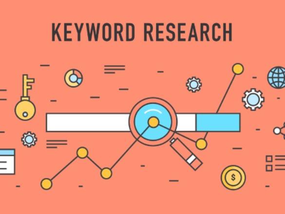 Keyword Recherche Titelbild